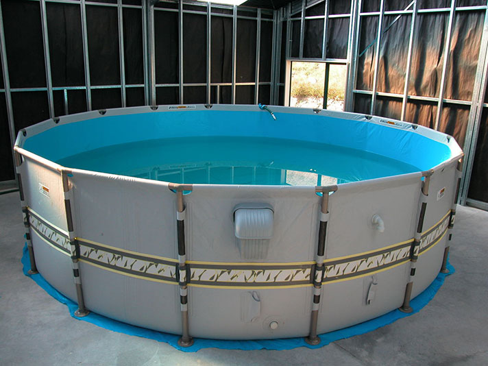 Rehabilitation pool 2